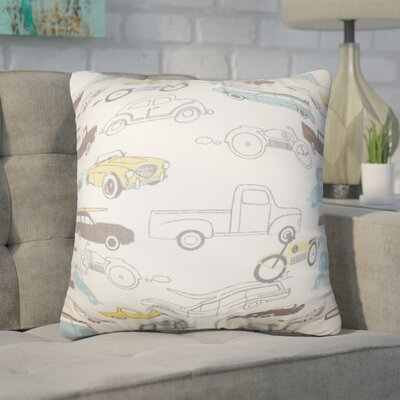Woodburn Cotton Throw Pillow