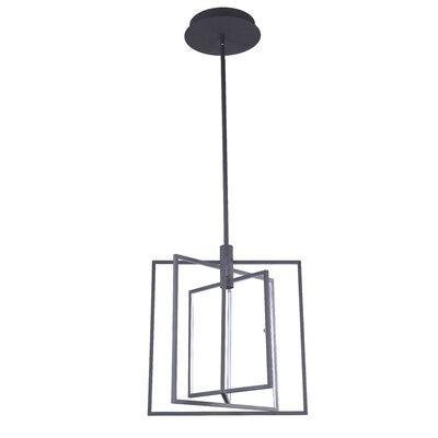 Cuthbertson 4-Light LED Integrated Geometric Pendant