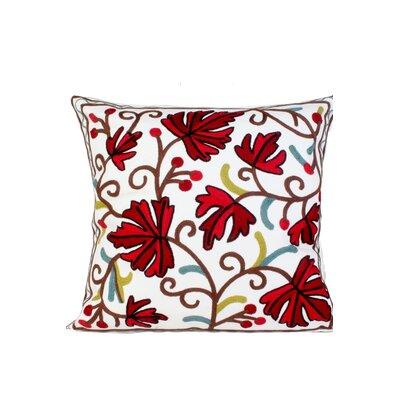 Edwardsburg Embroidery Throw Pillow