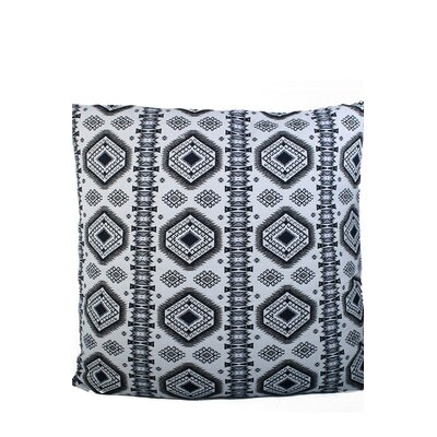England Fair Isle Throw Pillow