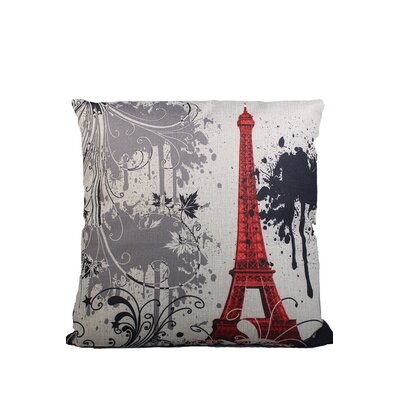 Edgware Print Throw Pillow
