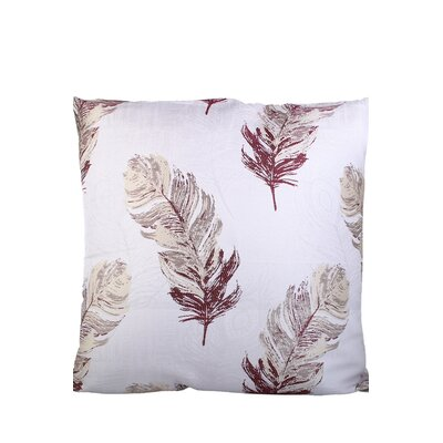 Dougan Print Throw Pillow