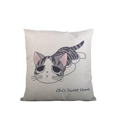 Brimer Print Throw Pillow