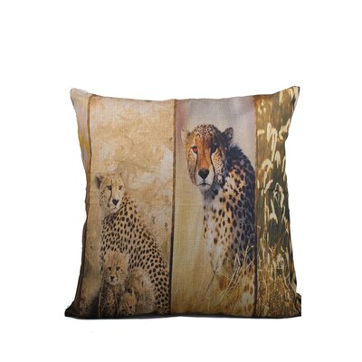 Moritz Print Throw Pillow