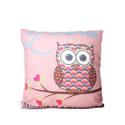 Hinkson Owl Print Throw Pillow
