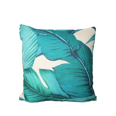 Fielding Print Throw Pillow