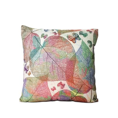 Edison Print Throw Pillow