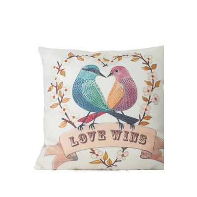 Edlingham Print Throw Pillow