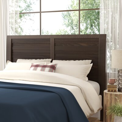Cruz Panel Headboard Size: King/California King