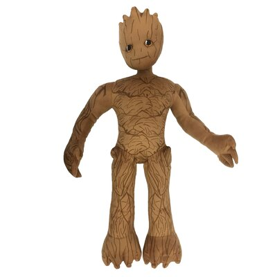 Marvel Guardians of the Galaxy 2 Plush Groot Throw Pillow