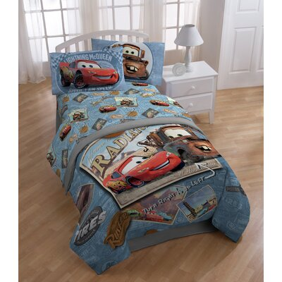 Disney/Pixar Cars Tune Up 3 Piece Microfiber Sheet Set