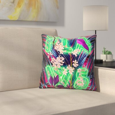 Flaws Throw Pillow