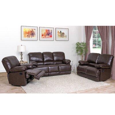 Coyer 3 Piece Living Room Set