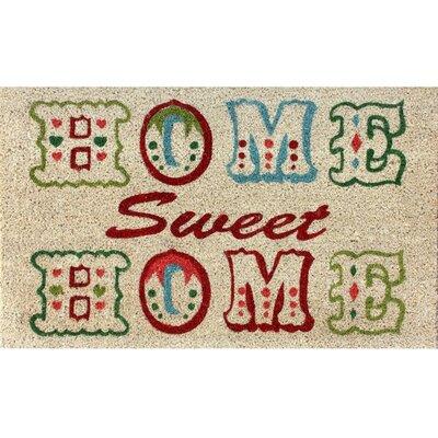 Kenwith Coir Fibre Doormat