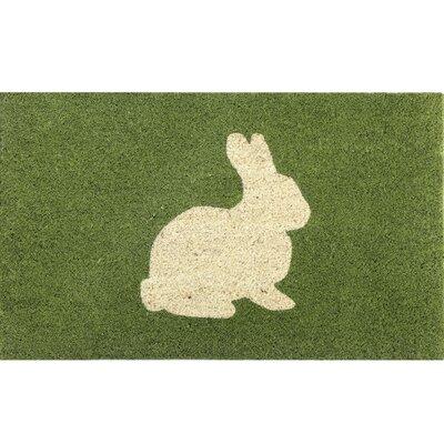 Fielder Coir Fibre Bunny Silo Doormat