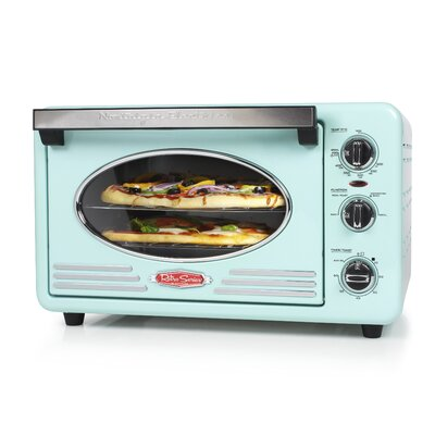 0.7 Cu. Ft. Retro Series Convection Toaster Oven RTOV220AQ