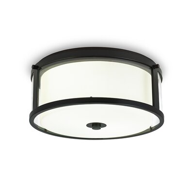 Ashford 2-Light Flush Mount