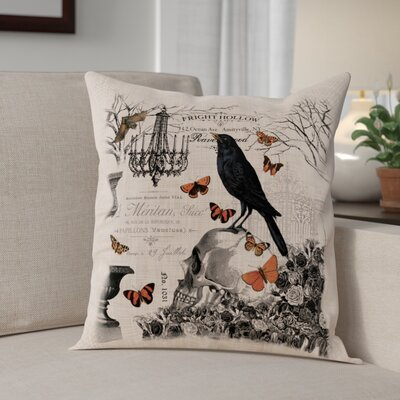 Hawthorne Gardens Pillow Cover