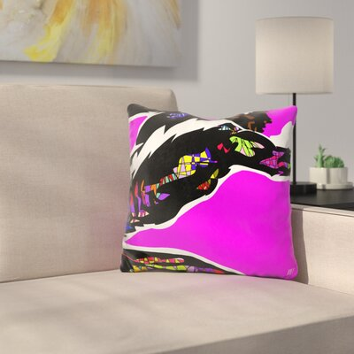 Quicksilver Throw Pillow