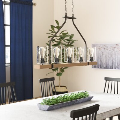 Richard 5-Light Kitchen Island pendant