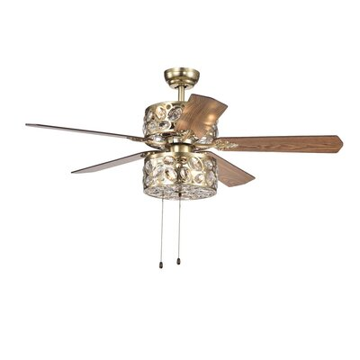 Mcgary 3-Light LED Ceiling Fan