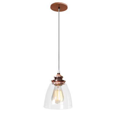 Donahoe 1-Light Mini Pendant