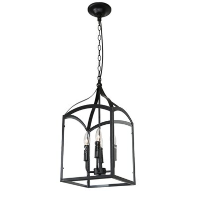 Filson 4-Light Foyer Pendant