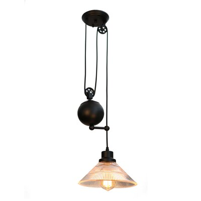 Gillispie 1-Light Mini Pendant