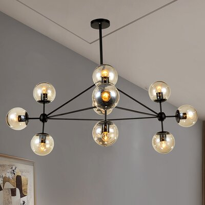 Dortch 10-Light Chandelier