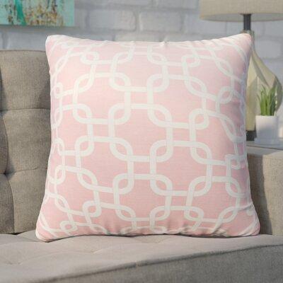 Danko Indoor/Outdoor Throw Pillow Color: Pink
