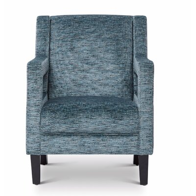 Gracey Armchair Upholstery: Lapis