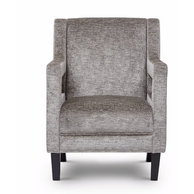 Gracey Armchair Upholstery: Mica