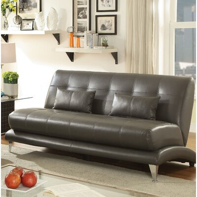 Gutshall Contemporary Sofa Upholstery: Gray