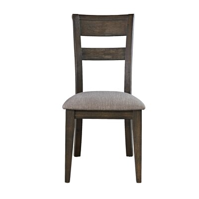 Walton Bay Splat Back Upholstered Dining Chair (Set of 2)