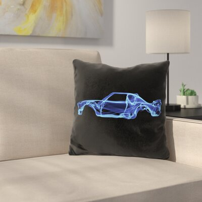 BMW Throw Pillow