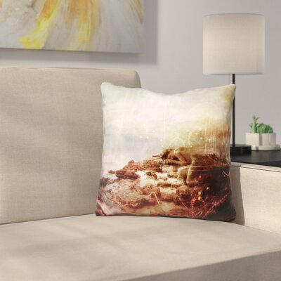 How to Disappear Completely Throw Pillow