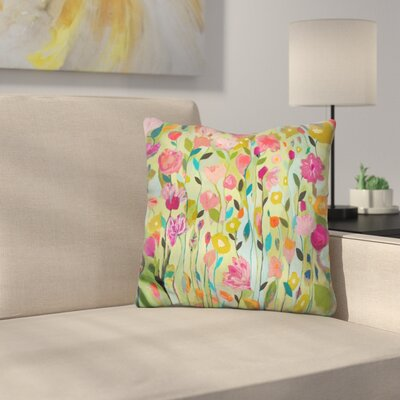 Markowitz Floral and Botanical Throw Pillow