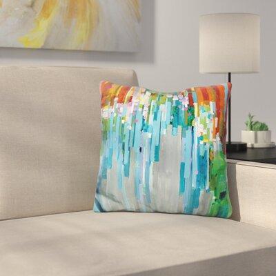 Mattes Stripes Throw Pillow
