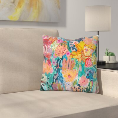 Marcotte Exhalation Throw Pillow