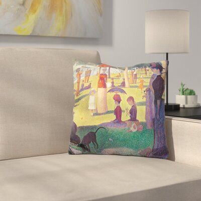 Doty Sunday Afternoon Throw Pillow