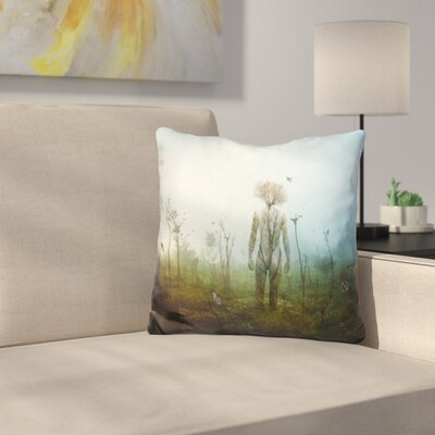 Internal Landscapes Throw Pillow