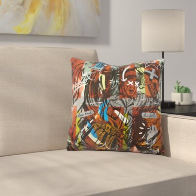 Then The Fall Throw Pillow