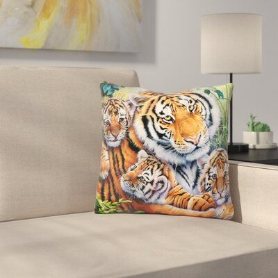 Lilys Pride Throw Pillow