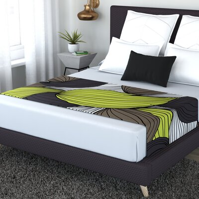 Gabriela Fuente Wild Brush Bed Runner