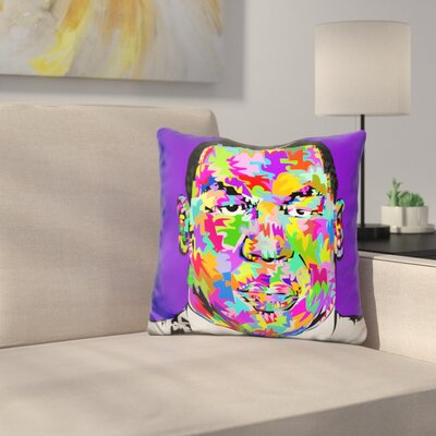 Tyson Young Throw Pillow