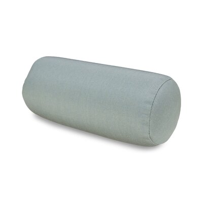 Solid Headrest Outdoor Sunbrella Bolster Color: Spa