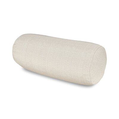 Solid Headrest Outdoor Sunbrella Bolster Color: Beige