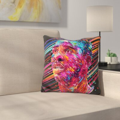 Chris Paul Throw Pillow