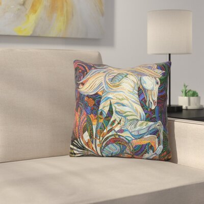 Wuthering Throw Pillow