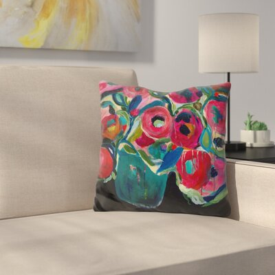 Clippinger Las Floras Throw Pillow